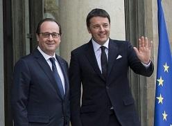 Franco-Italian summit in Paris