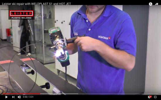 Leister-tutorial-riparazione-sci