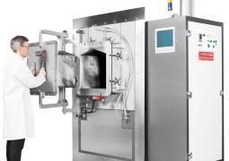 Carbolite - Forno a camera con atmosfera modificata GPCMA