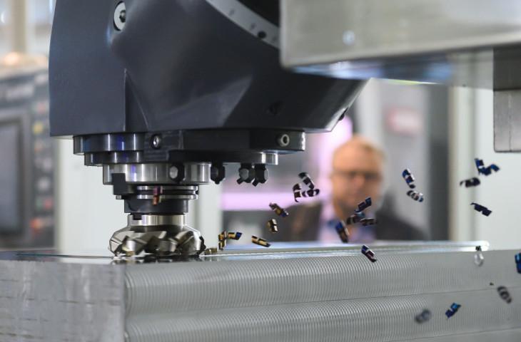 EMO Hannover 2019 - Weltleitmesse der Metallbearbeitung. MTE, Halle 13, Stand B14