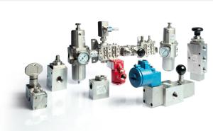 Gamma di prodotti Pneumax per l'automazione di processo