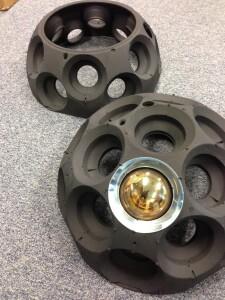 Componente stampato in 3D da Weerg