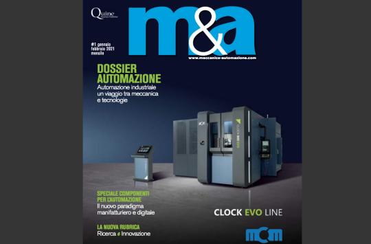 Meccanica&automazione genniao/febbraio
