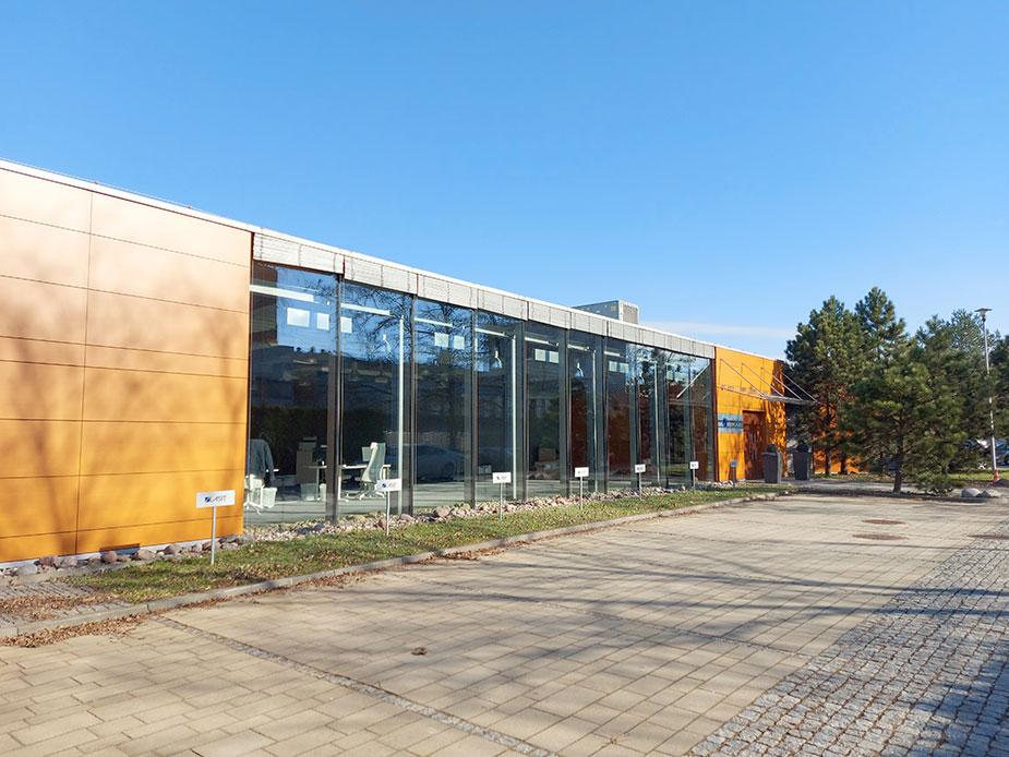 La nuova sede in Polonia